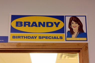 Have an IKEA need? Just ask our friendly customer service gal Brandy!
