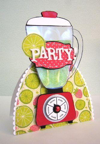 Finalist 3: Heidi Van Laar's Party Card