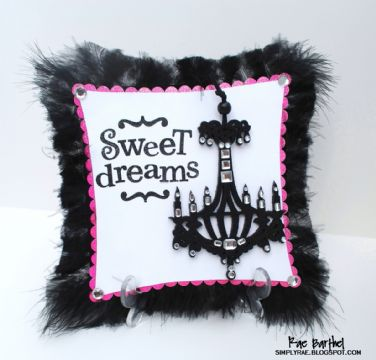 Finalist 2: Rae Barthel's Sweet Dreams Card