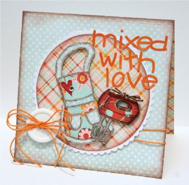 Finalist 10: Shanna Vineyard's Mixed with Love Card