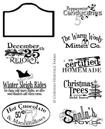 Leave me a comment to win this great stamp set!