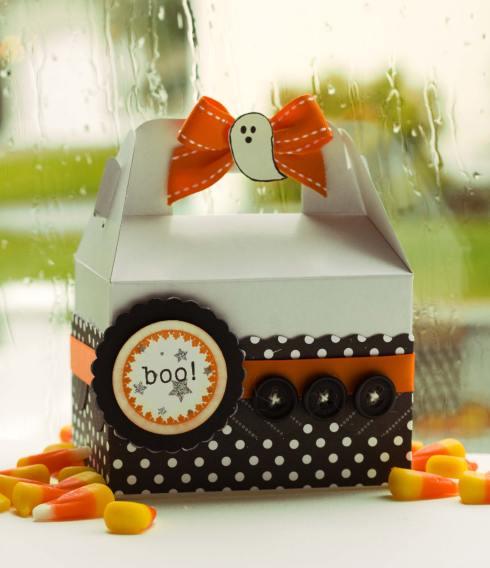 Lisa Johnson's Boo Gift Box